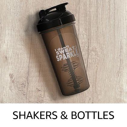 Shakers & Bottles