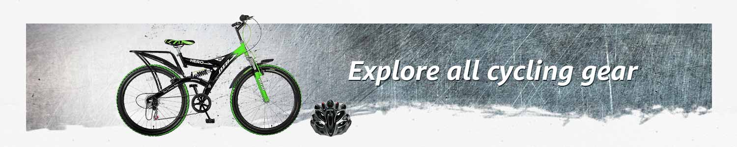 Explore all cycling gear