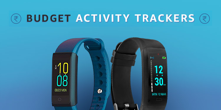 Budget Activity trackers