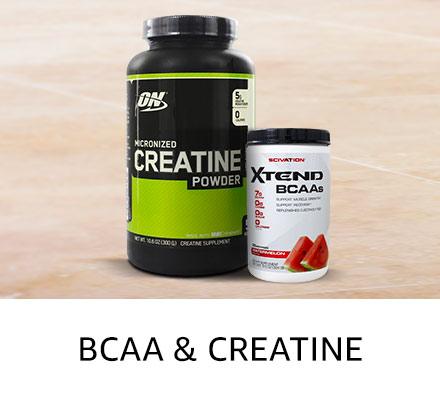 BCAA & Creatine