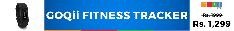 Goquii Fitness Tracker