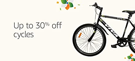 Up to 30% off: Cycles