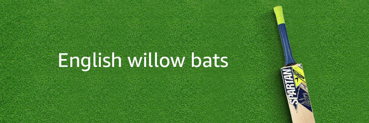 English Willow bats