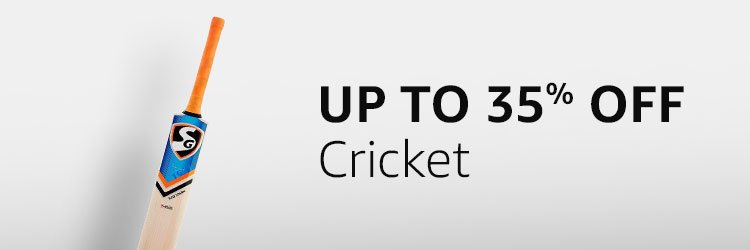 Up to 35% off - Cricket