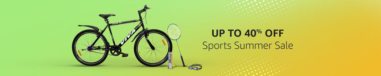 Sports summer sale