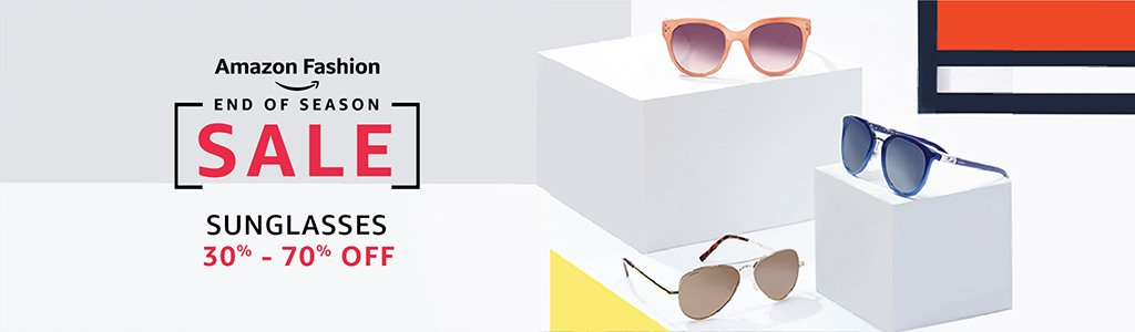 Sunglasses : 30% - 80% Off