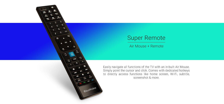 Super Remote