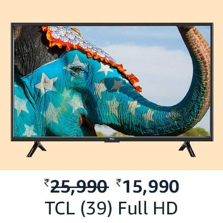 TCL (39) FHD