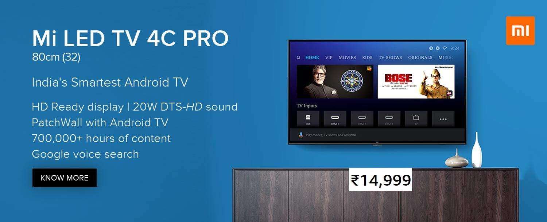 Mi LED TV 4C Pro (32)