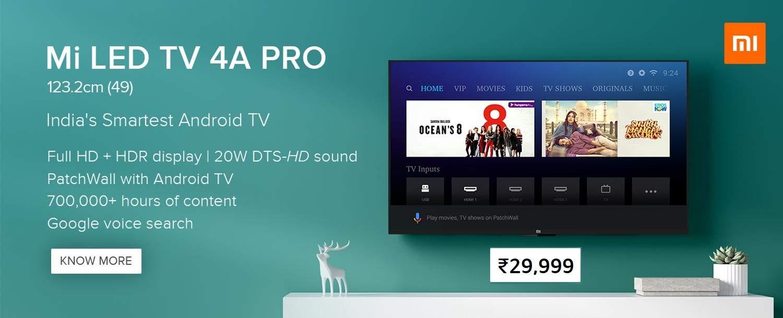 Mi LED TV 4A Pro (49)