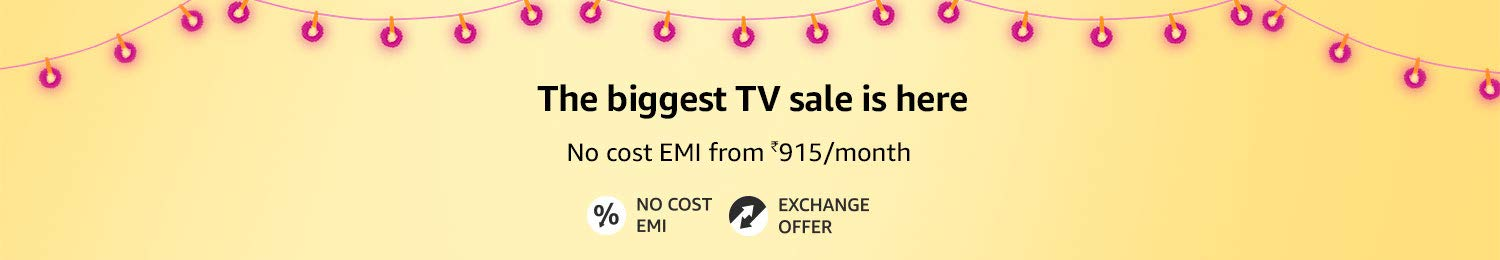 Biggest TV Sale of the year