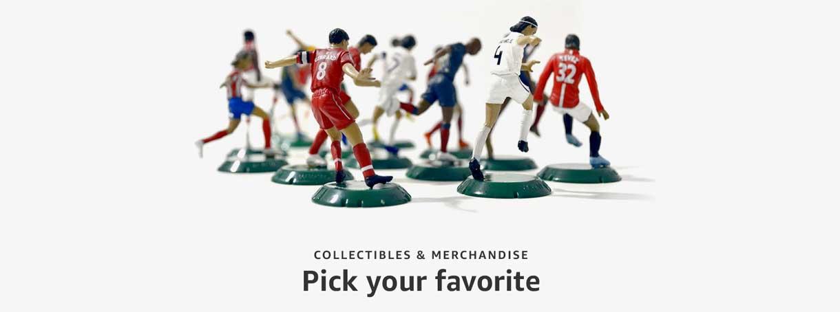 Collectibles & Merchandise