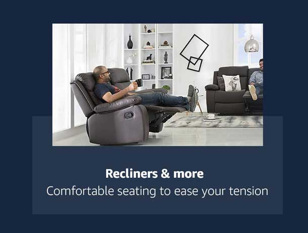 Recliners & more