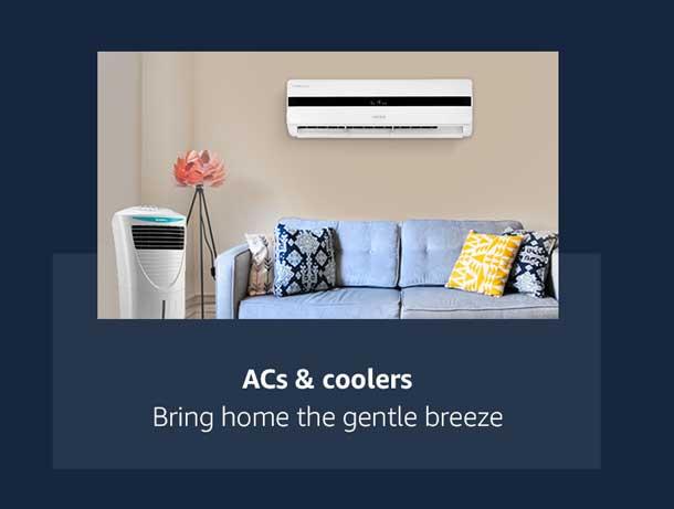 ACs & coolers