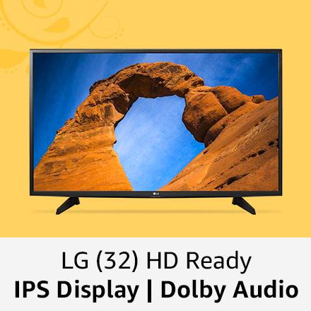 LG 32 HD ready