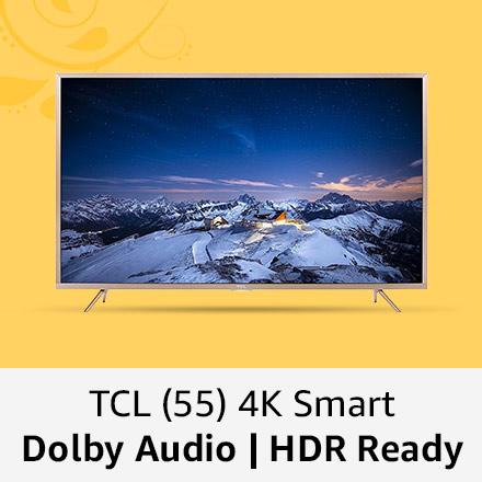 TCL 55 4K Smart