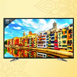 Skyworth 49 Inches Full HD Smart LED TV 49 M20