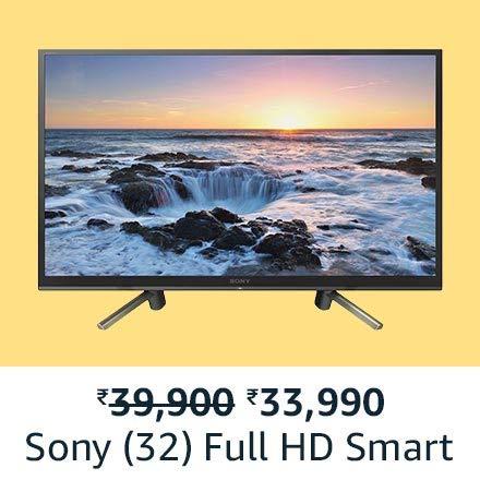 Sony (32) Full HD Smart