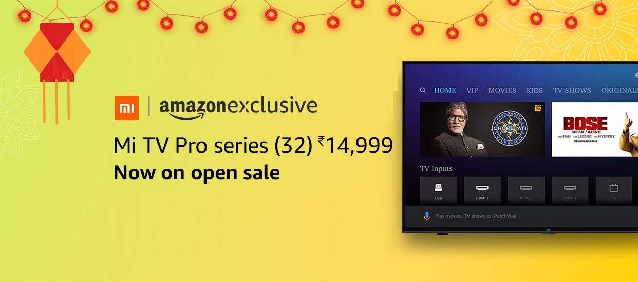 32 on open sale