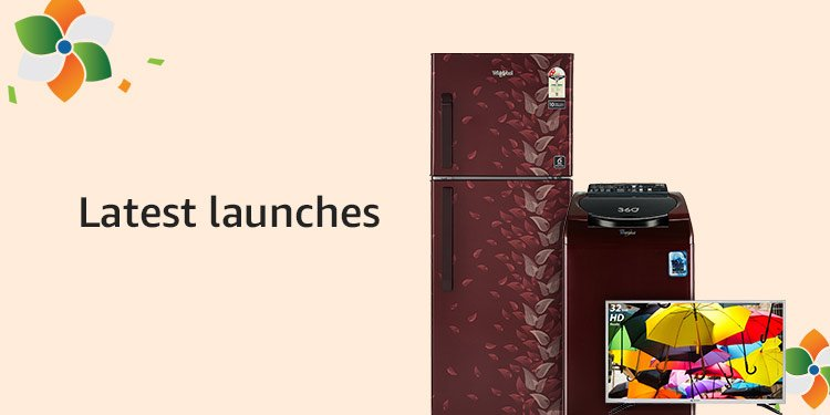 Latest Launches