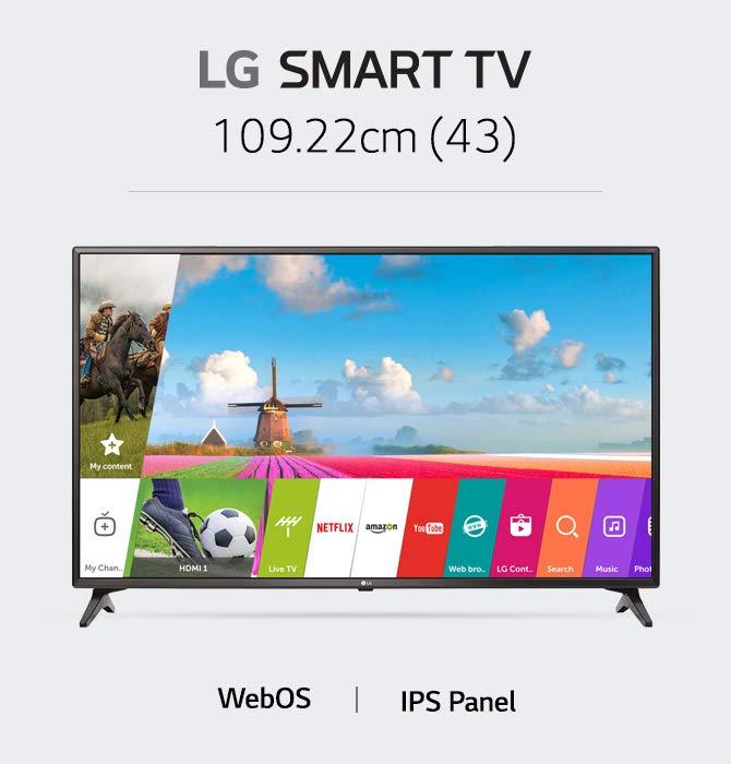 LG 43 Smart
