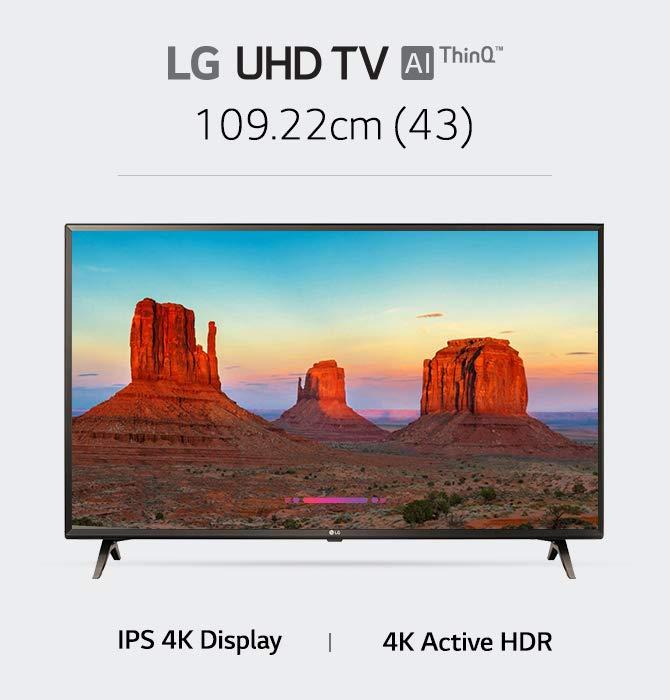 LG 43 UHD