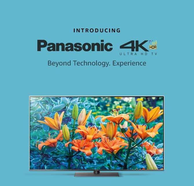 Panasonic TVs