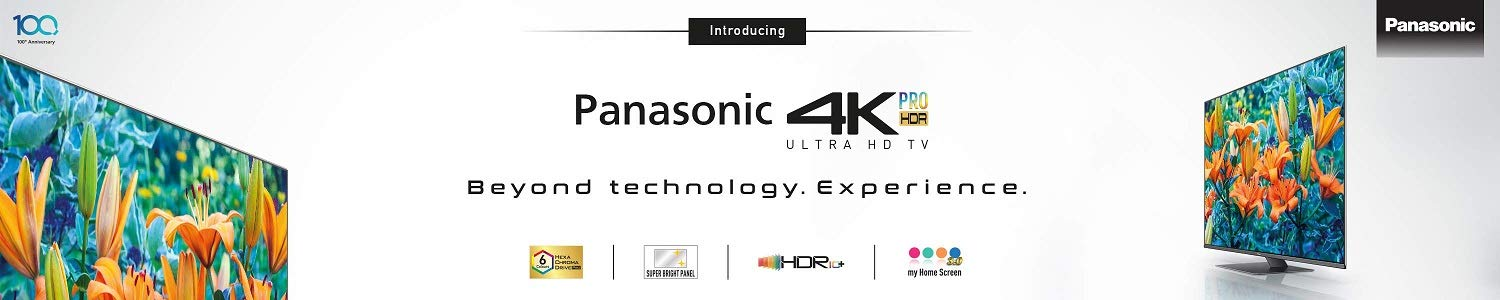 Panasonic 2018 series