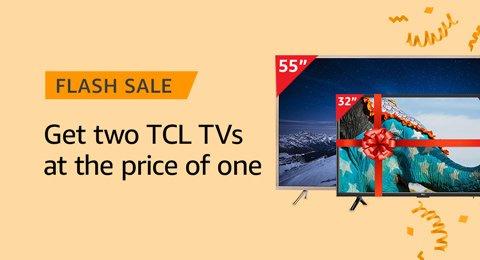 TCL BOGO - Sale is ON