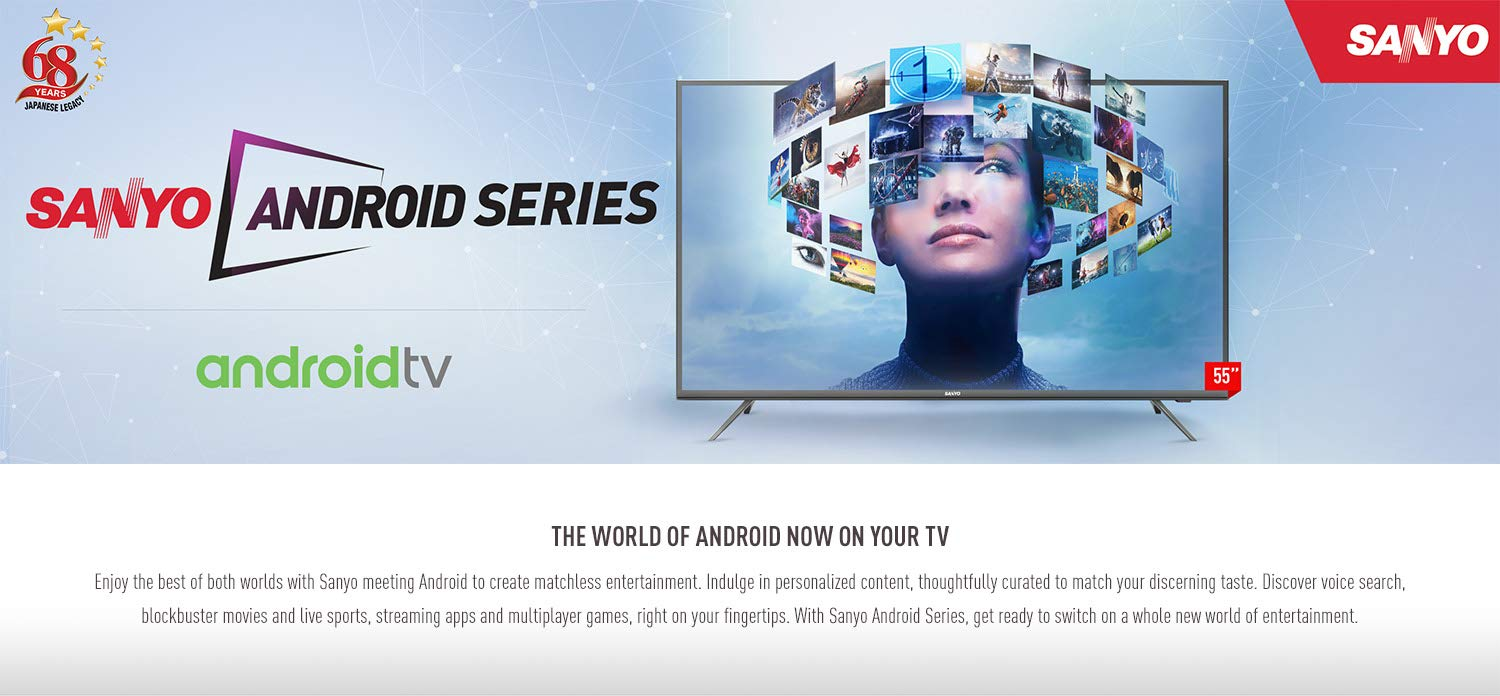 584087054270c Amazon.in  Sanyo Android Series  Electronics