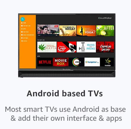 Smart Tv Buy Smart Televisions Online At Best Prices In India