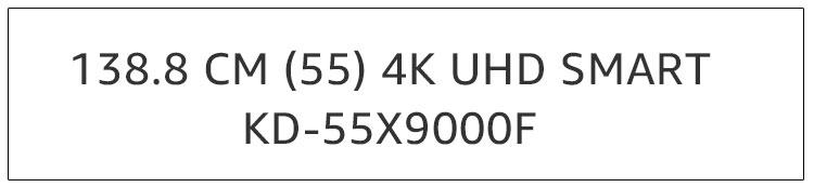KD-55X9000F
