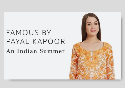 Famous By Payal Kapoor