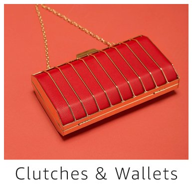 Clutches and Wallets
