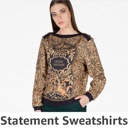 Statement Sweatshirts