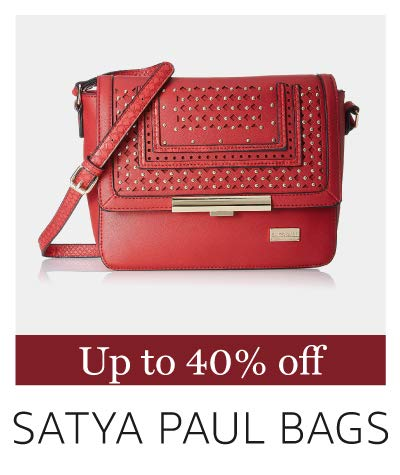Satya Paul Bags