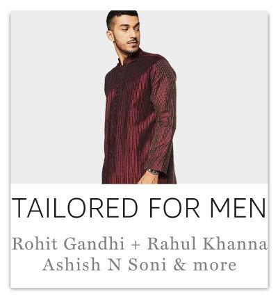 Tailored For Men