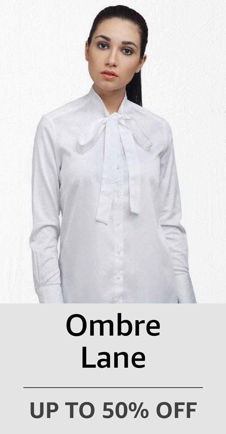 Ombre Lane: Upto 50% Off