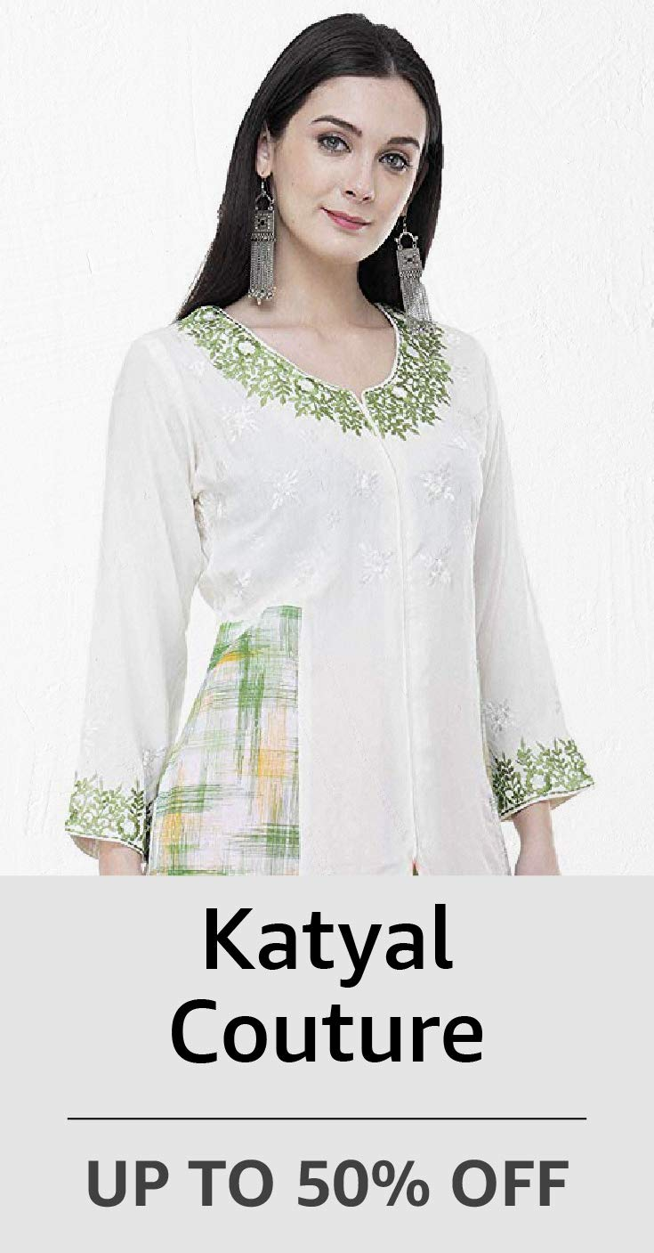 Katyal Couture: Upto 55% Off