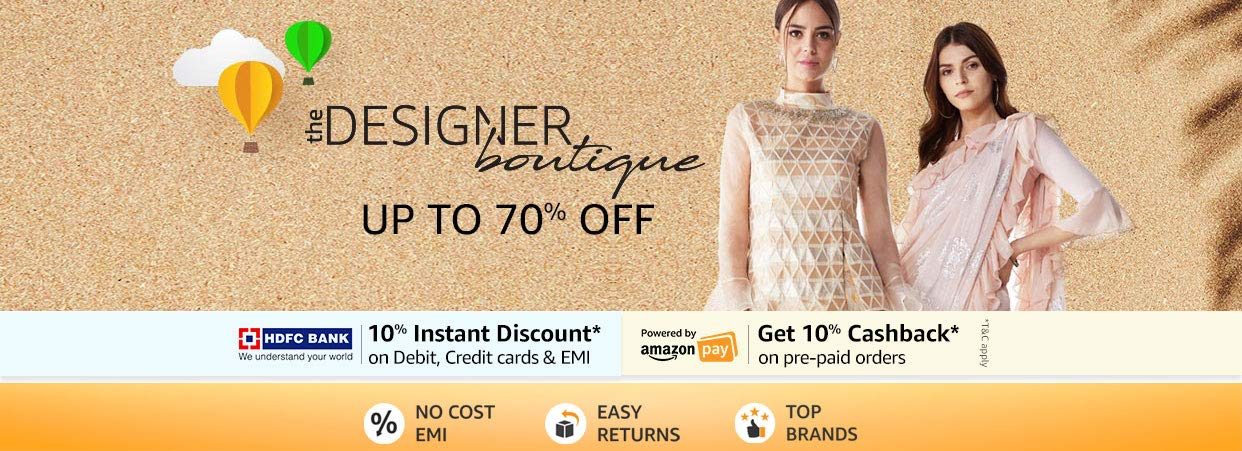 The Designer Boutique | Up to 70% Off