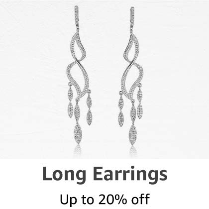 Long Earrings: Upto 20% off