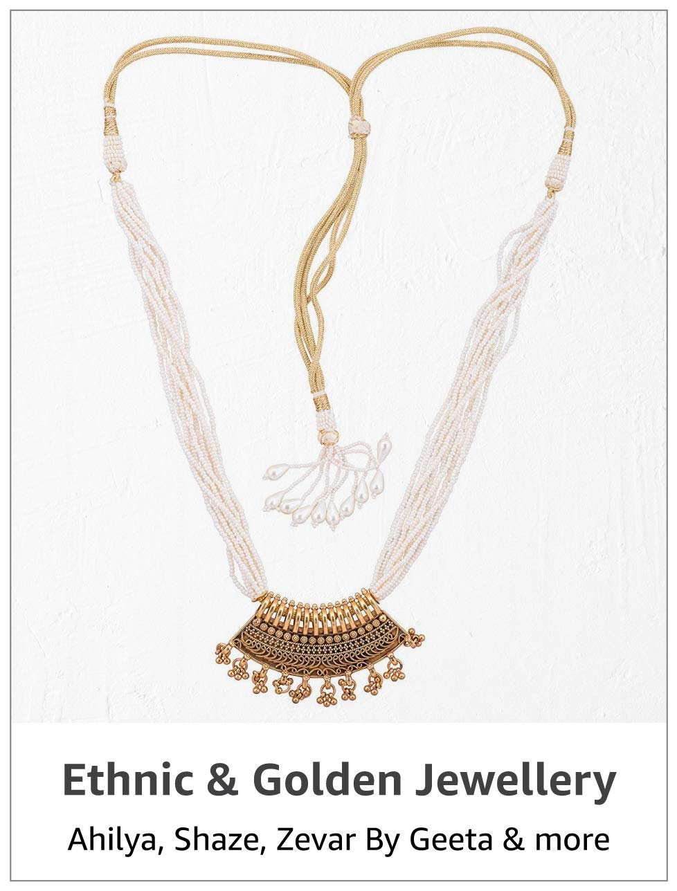 Ethnic & Golden Jewellery