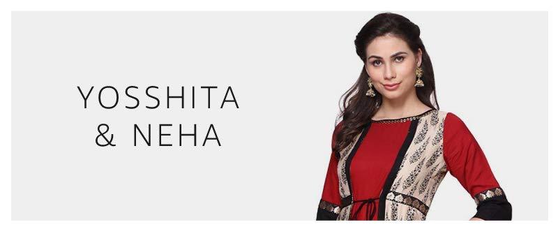 Yosshita and Neha
