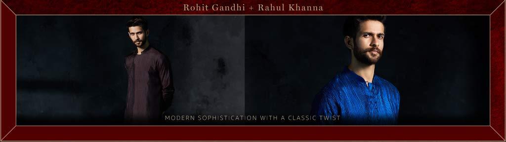 Rohit Gandhi Rahul Khanna