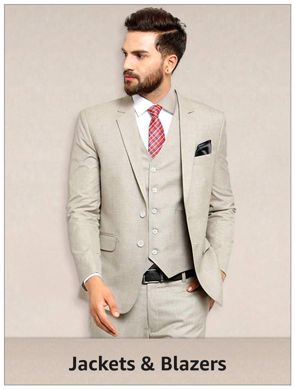 Jackets & Blazers