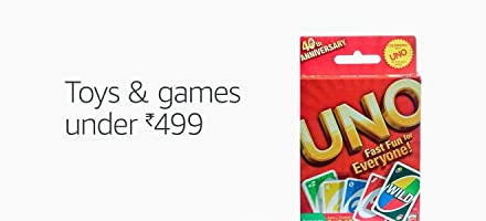 Toys and games under Rs.499