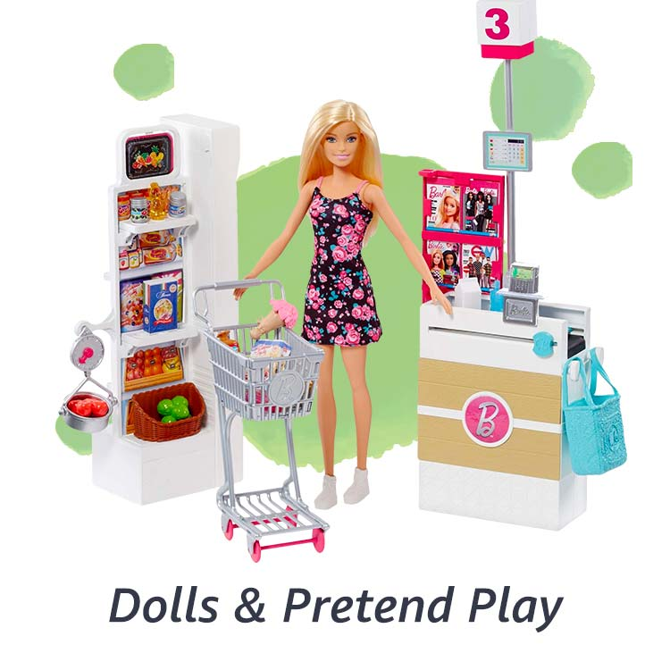 Dolls and pretend play