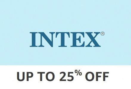 Intex: 35% off or more