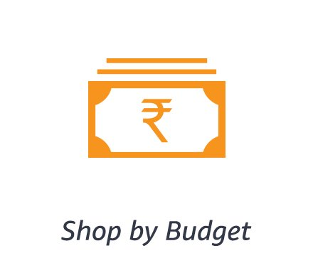 Shop by budget