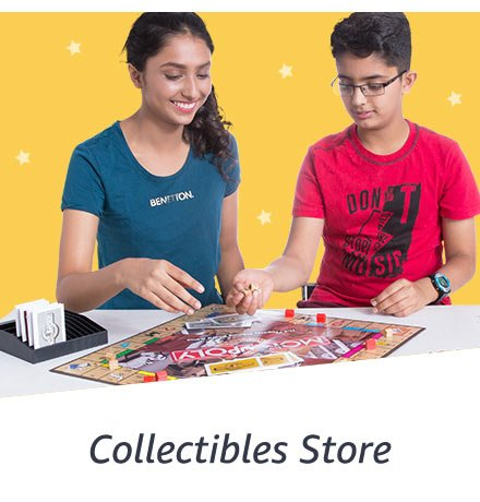 Collectibles store